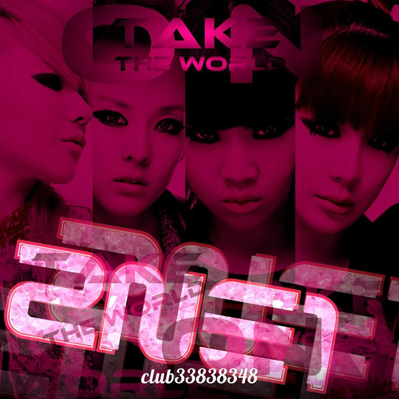 TAKE THE WORLD ON (FEAT. WILL.I.AM OF BLACK EYED PEAS) 2NE1