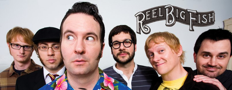 Ask (The Smiths cover) Reel Big Fish