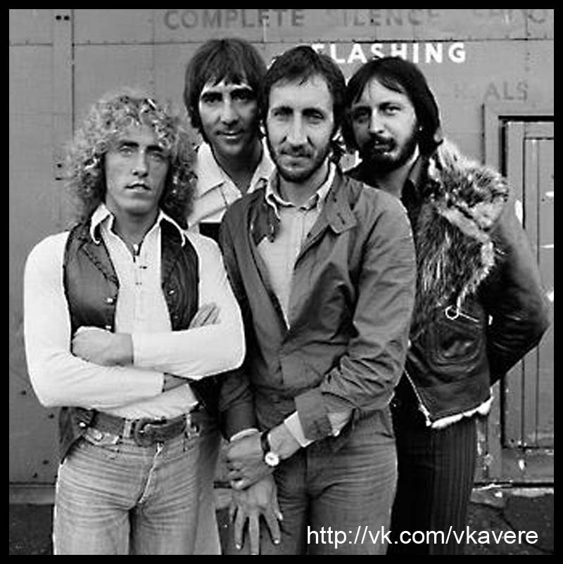 Behind blue eyes (1971) THE WHO
