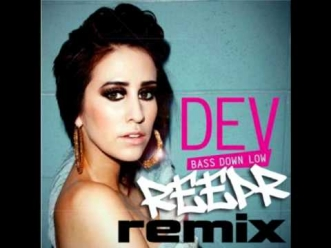 Dev Ft The Cataracs - Bass Down Low (Reepr Remix)