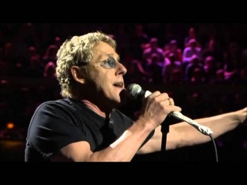 The Who - The Seeker (Live  Royal Albert Hall Londra 2008)