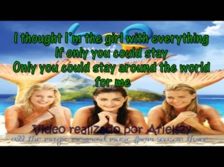 05 -  Indiana Evans - If You Could Stay (full cd version) (lyrics)