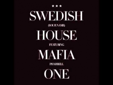 Swedish House Mafia feat. Pharrell - One (Your Name) (Radio Edit) lirics