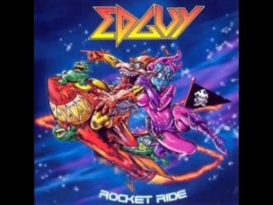 Edguy - Wasted Time [Rocket Ride]