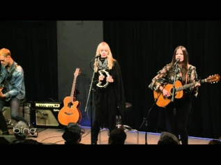 The Pierces - It Will Not Be Forgotten (Live in the Bing Lounge)