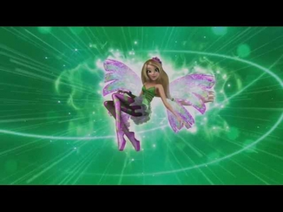 Winx Club - Season 5 - Sirenix Transformation CTC Russian! HD!