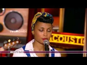 Imany - You will never know (Acoustic / TV5Monde)