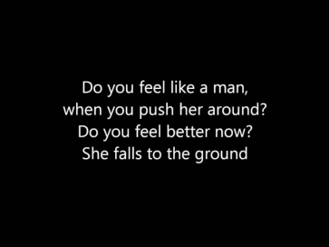 The Red Jumpsuit Apparatus - Facedown (Acoustic) lyrics