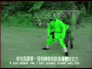 CRAZY SHAOLIN MONKS