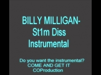 Billy Milligan - St1m diss (Instrumental)