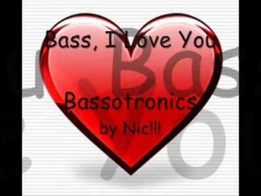 Bassotronics - Bass, I Love You