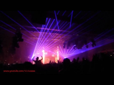 Knife Party - Bonfire @ WHP Manchester 31 Oct 2013