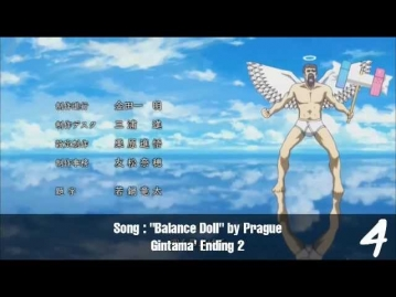 Top Gintama Ending Songs