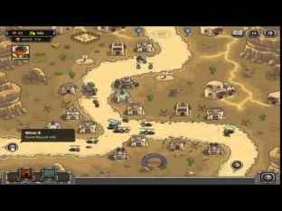 Armor Games №2 (Kingdom Rush Frontiers 1 серия)