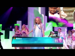 We Can Be Heroes - Junior Eurovision Song Contest 2012 LIVE
