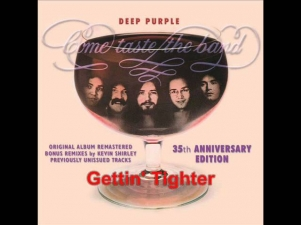 Deep Purple - Gettin' Tighter (2010 Kevin Shirley Remix)