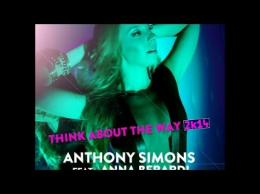 Anthony Simons feat. Anna Berardi Think About the Way (Sammy Love Remix) Handsup / Vocal