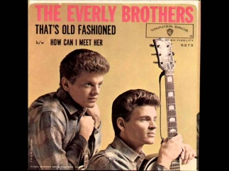 Sealed With A Kiss - Everly Brothers