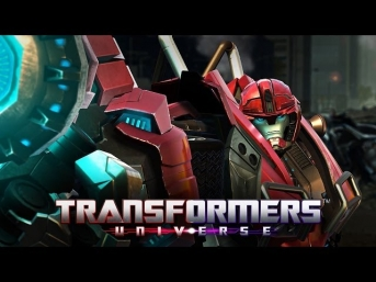 Transformers Universe Game Trailer 2014 - #TestYourMetal