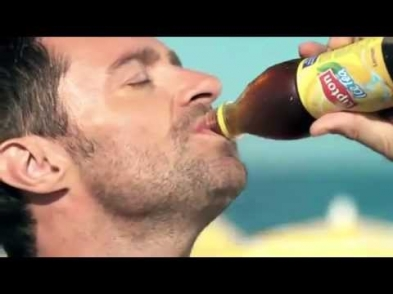 Музыка и видео из рекламы Lipton Ice - Join the Dance (Hugh Jackman [Хью Джекман])