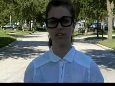 White and Nerdy Music Video