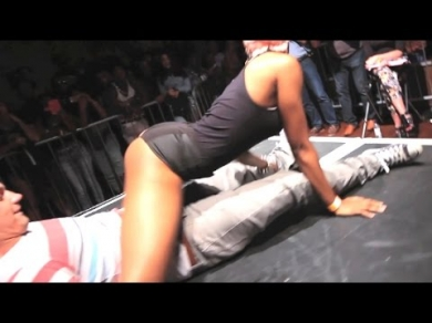 Twerk Domination Round - UK Twerking Championships