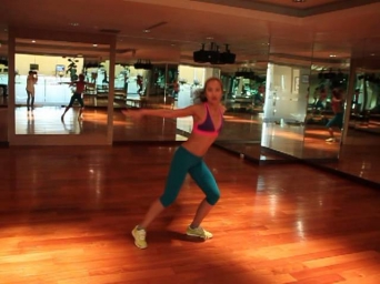 Zumba- Suavemente Nayer Ft. Pitbull & Mohombi