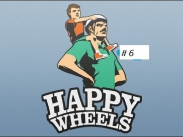 Happy Wheels (Нига ганстер реп) :DDDDD