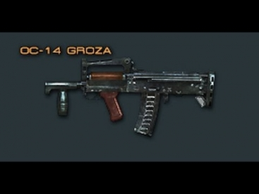 Cross Fire China || OC-14 Groza [Review]!