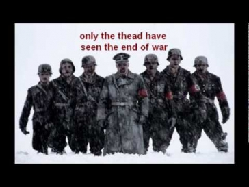 zombis nazis - dead snow final theme