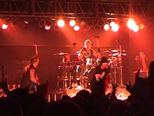 Three Days Grace - Time Of Dying (Live, 2006)
