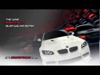 The Who - Baba O'Riley (Alan Wilkis Remix) (NFS Most Wanted 2012 Soundtrack)