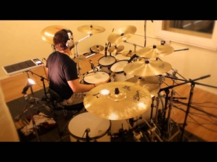 John Curran - Godsmack/The Beatles - Come Together - Drum Cover