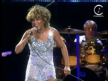 Tina Turner - Simply The Best (live)