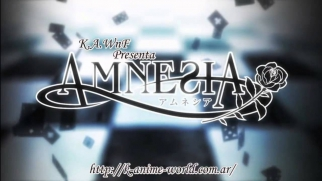 Amnesia Anime Opening HD - YouTube
