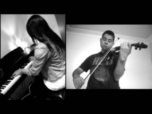 Apologize (Acoustic Instrumental) - One Republic ft. Timbaland - Piano & Violin (Duet)