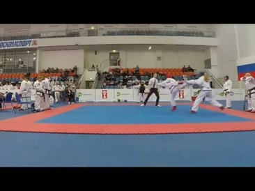 Taekwon-Do Moscow Tournament 2014