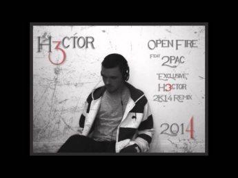 *2014 Exclusive* Open Fire - 2pac (H3ctor 'Bin Laden Instrumental' Remix)
