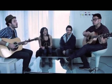 Don't You Worry Child - Swedish House Mafia (Acoustic Cover)