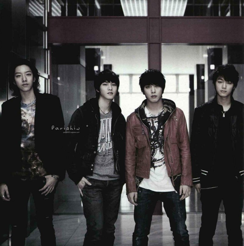 Intuition CNBlue