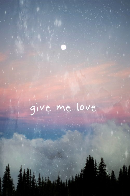 Give Me Love Ed Sheeran