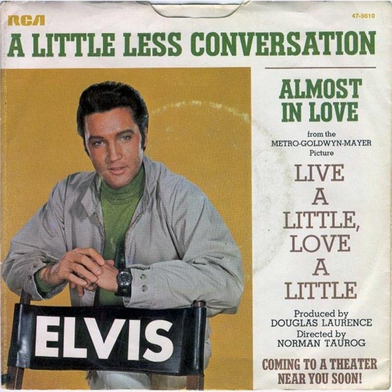 элвис пресли слушать онлайн рок н ролл