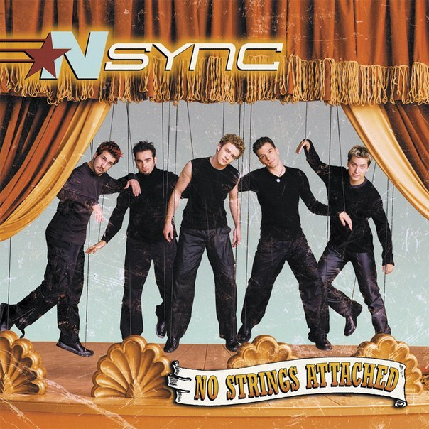 No Strings Attached N'Sync