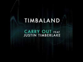Timbaland ft. Justin Timberlake - Carry Out [HQ]
