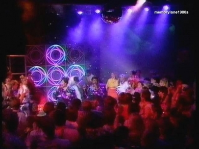 The Weather Girls - It's Raining Men. Top Of The Pops 1984