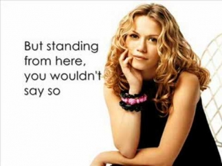 Bethany Joy Galeotti - Halo (WITH LYRICS)