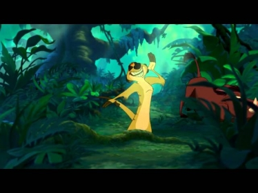 Lion King - In The Jungle the mighty Jungle-Orignal(video Cut)