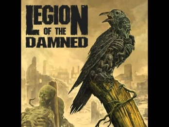 Legion Of The Damned - Ravenous Plague [Full Album] 2014