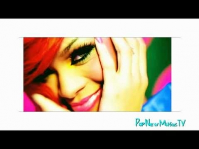 Rihanna - Who's That Chick (Day Version) Official Music Video + lyrics
