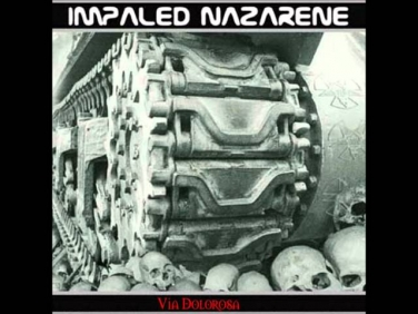 Impaled Nazarene - Via Dolorosa @33RPM.wmv